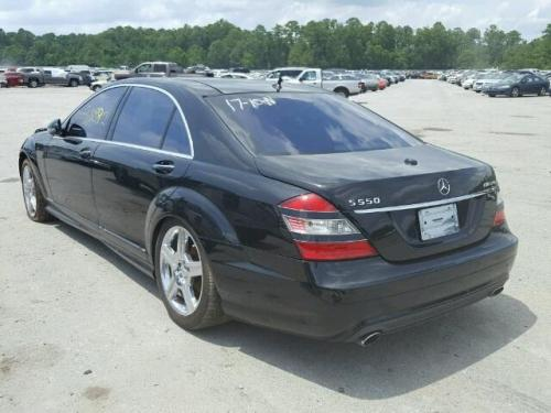 MERCEDES-BENZ MERCEDES S-CLASS Parts Cars or Trucks