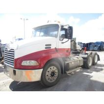 LKQ Texas Best Diesel WHOLE TRUCK FOR RESALE MACK CXN613