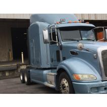 LKQ Texas Best Diesel WHOLE TRUCK FOR RESALE PETERBILT 386