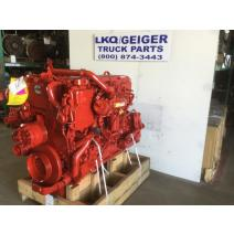 LKQ Geiger Truck Parts ENGINE ASSEMBLY CUMMINS ISX15 EPA 13