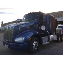 LKQ Texas Best Diesel WHOLE TRUCK FOR RESALE PETERBILT 579
