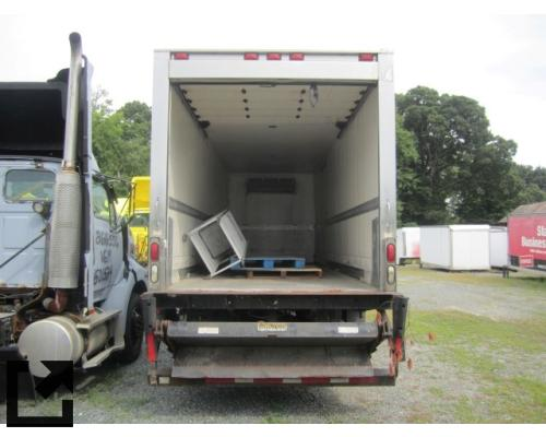 REEFER BOX 268 TRUCK BODIES,  BOX VAN/FLATBED/UTILITY