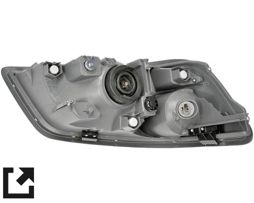 HINO 185 HEADLAMP ASSEMBLY AND COMPONENT