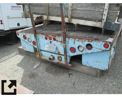 FLATBED F450SD (SUPER DUTY) TRUCK BODIES,  BOX VAN/FLATBED/UTILITY
