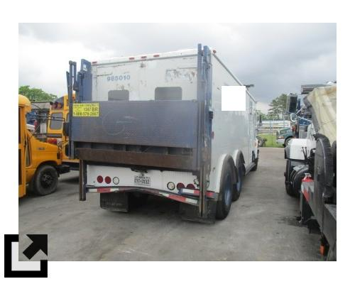 ARMORED BOX GRIFFIN TRUCK BODIES,  BOX VAN/FLATBED/UTILITY