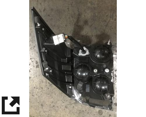CAT CT660 HEADLAMP ASSEMBLY AND COMPONENT
