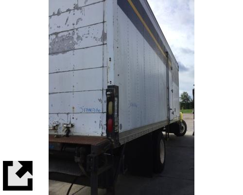 BOX VAN C7500 TRUCK BODIES,  BOX VAN/FLATBED/UTILITY