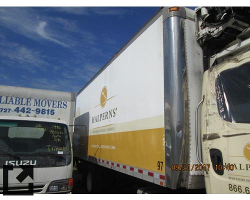 REEFER BOX M2 106 TRUCK BODIES,  BOX VAN/FLATBED/UTILITY
