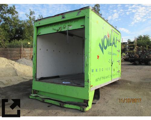 REEFER BOX DAILEY TRUCK BODIES,  BOX VAN/FLATBED/UTILITY