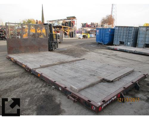 FLATBED F700 TRUCK BODIES,  BOX VAN/FLATBED/UTILITY