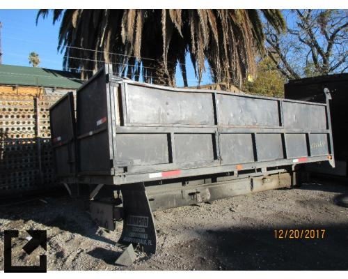 FLATBED 4700 TRUCK BODIES,  BOX VAN/FLATBED/UTILITY