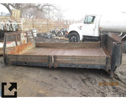 FLATBED C3500HD TRUCK BODIES,  BOX VAN/FLATBED/UTILITY