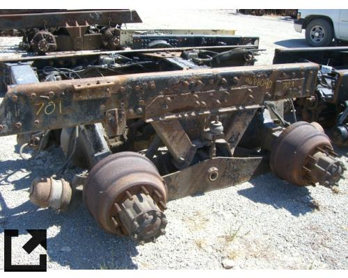 ROCKWELL MANUFACTURER TANDEM SUSPENSION CUTOFF - SINGLE AXLE
