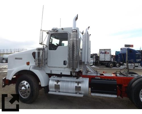 KENWORTH T800 WHOLE TRUCK FOR RESALE