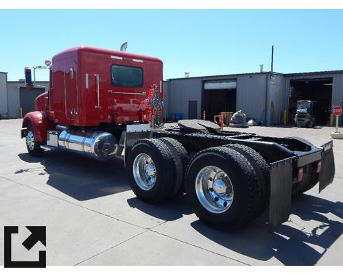 PETERBILT 367 WHOLE TRUCK FOR RESALE