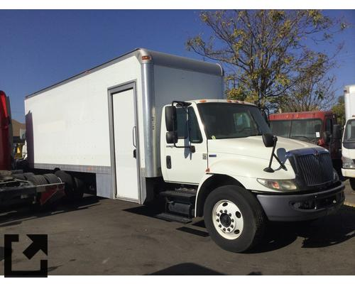 INTERNATIONAL 4300LP WHOLE TRUCK FOR RESALE