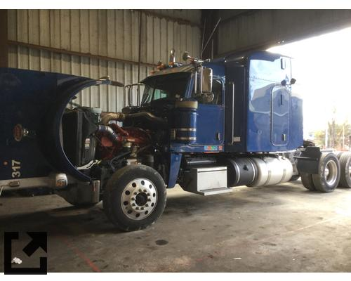 PETERBILT 389 WHOLE TRUCK FOR RESALE