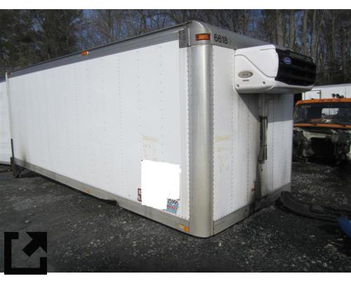 REEFER BOX MICKEY TRUCK BODIES,  BOX VAN/FLATBED/UTILITY