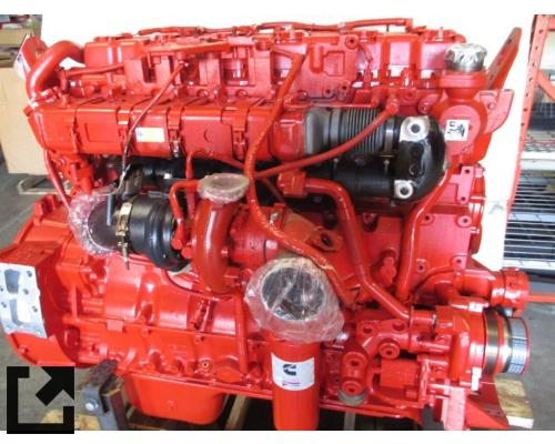 CUMMINS ISX12G EPA 13 NATURAL GAS ENGINE ASSEMBLY
