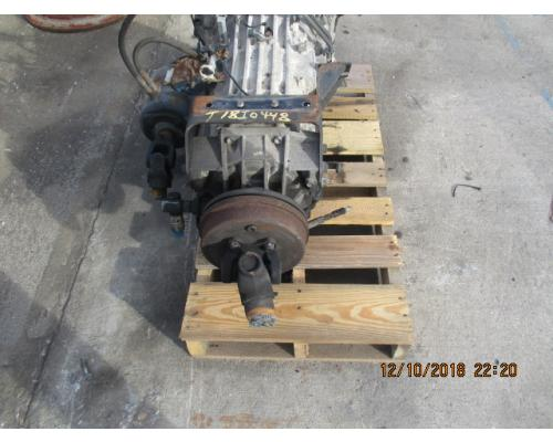 AISIN AUTOMATIC TRANSMISSION ASSEMBLY