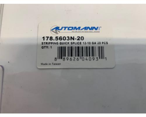 AUTOMANN 178.5603N-20 Electrical Parts, Misc.