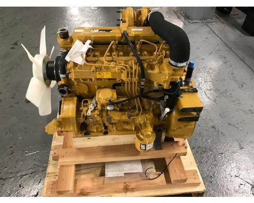 CATERPILLAR 3044T ENGINE ASSEMBLY TRUCK PARTS #874668