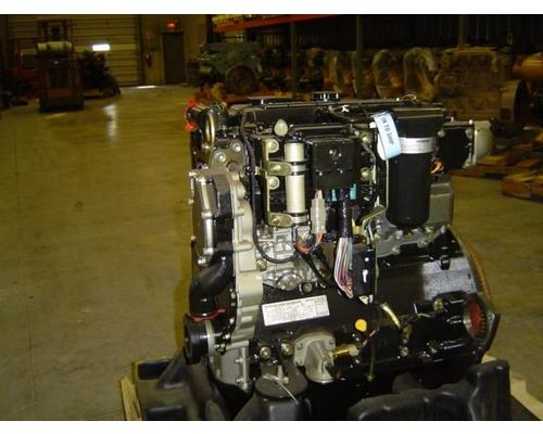 CATERPILLAR 3054E ENGINE ASSEMBLY TRUCK PARTS #318511