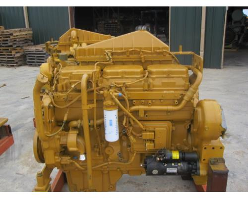 CATERPILLAR 3176C ENGINE ASSEMBLY TRUCK PARTS #698426
