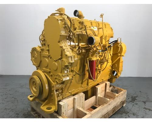 CATERPILLAR 3406E 14.6L ENGINE ASSEMBLY TRUCK PARTS #557062