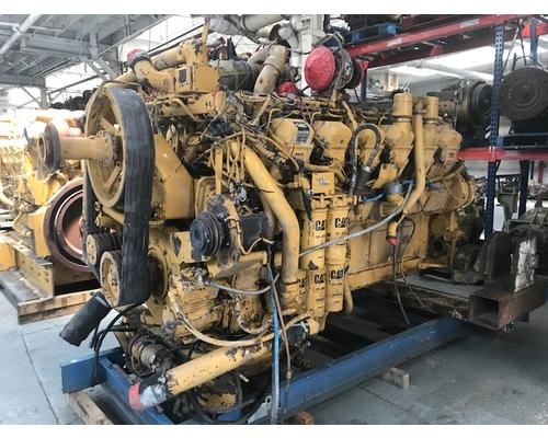 1996 CATERPILLAR 3512 ENGINE ASSEMBLY TRUCK PARTS #514030