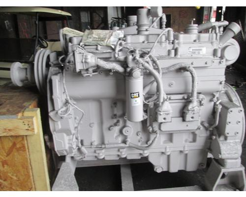 CATERPILLAR C-10 ENGINE ASSEMBLY TRUCK PARTS #733459