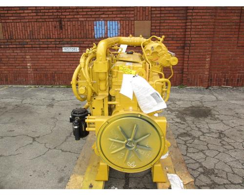 CATERPILLAR C-9 ENGINE ASSEMBLY TRUCK PARTS #733457