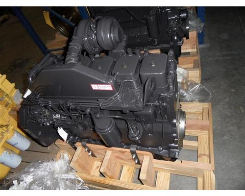 CNH - CASE 2096-5.9T ENGINE ASSEMBLY TRUCK PARTS #855756