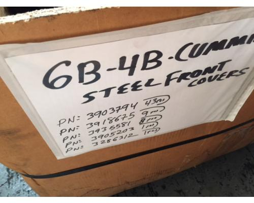 CUMMINS B FRONT COVER TRUCK PARTS #698979