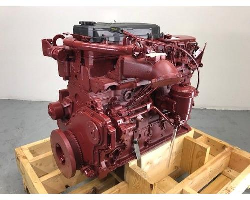 2015 CUMMINS ISB6.7 ENGINE ASSEMBLY TRUCK PARTS #698508