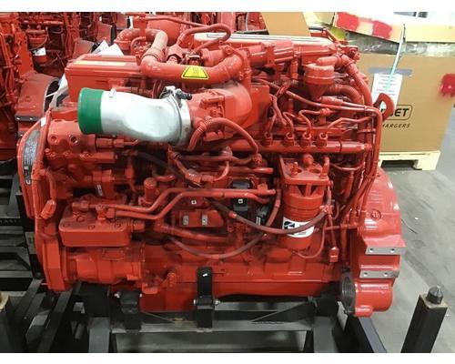CUMMINS ISL ENGINE ASSEMBLY TRUCK PARTS #755203