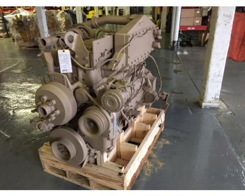 1996 CUMMINS N14 ENGINE ASSEMBLY TRUCK PARTS #273837
