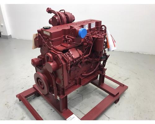 2002 CUMMINS QSB5.9 ENGINE ASSEMBLY TRUCK PARTS #891741