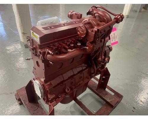 2004 CUMMINS QSB5.9 ENGINE ASSEMBLY TRUCK PARTS #698629