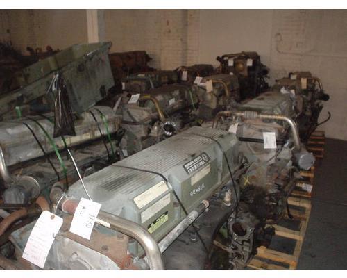DETROIT 60 SER 14.0 ENGINE ASSEMBLY TRUCK PARTS #273878