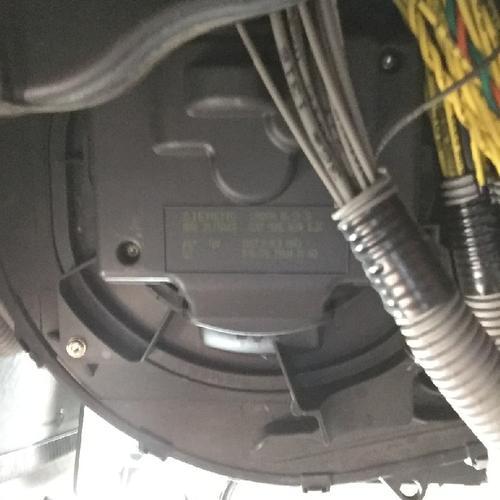 FREIGHTLINER COLUMBIA 120 Blower Motor (HVAC) OEM# 773.78004.011 in  Jackson, MN #34289