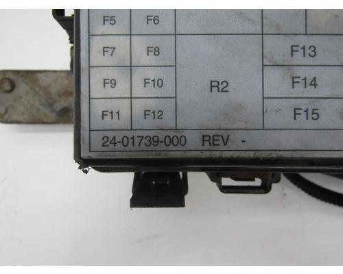 File  Volvo Day Cab Fuse Box