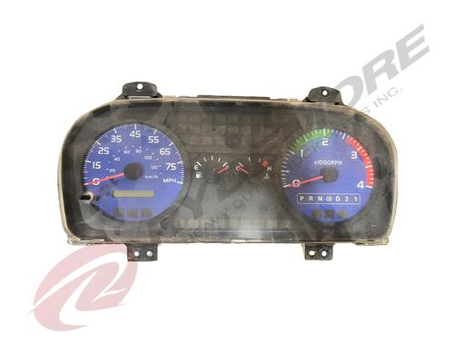 HINO 268 INSTRUMENT CLUSTER TRUCK PARTS #757255