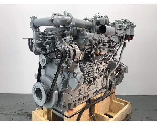 ISUZU 6WG ENGINE ASSEMBLY TRUCK PARTS #559036