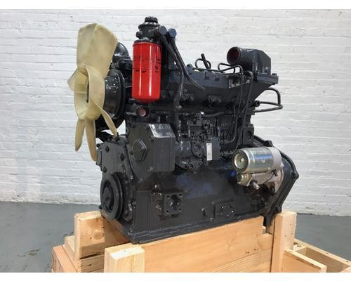 KOMATSU S4D95 ENGINE ASSEMBLY TRUCK PARTS #891709
