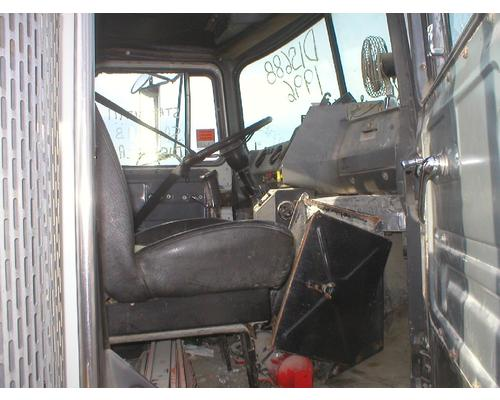 MACK RD Cab Assembly