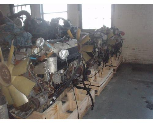 MERCEDES OM460 ENGINE ASSEMBLY TRUCK PARTS #324823