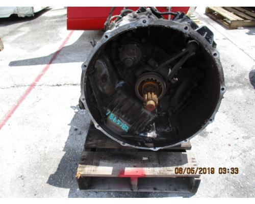 MERITOR MO16Z12AA TRANSMISSION ASSEMBLY