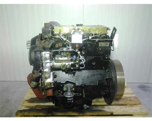 PERKINS 704.3 ENGINE ASSEMBLY TRUCK PARTS #855933