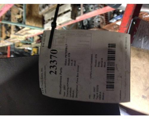 Peterbilt 379 Fuse Box In Holland  Mi  23370